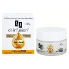 AA Cosmetics Oil Infusion2 Argan Marula 30+ crema notte nutriente effetto antirughe