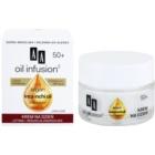 AA Cosmetics Oil Infusion2 Argan Inca Inchi 50+ crème lifting de jour anti-rides