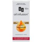 AA Cosmetics Oil Infusion2 Argan Inca Inchi 50+ krema za regeneraciju za područje oko očiju