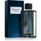 Abercrombie & Fitch First Instinct Blue Eau de Toillete για άνδρες 100 μλ