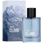 Abercrombie & Fitch A & F Climb Eau de Cologne voor Mannen 50 ml