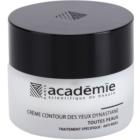 Academie All Skin Types crema para contorno de ojos para las primeras arrugas