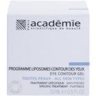 Academie All Skin Types kisimító szem gél duzzanatokra