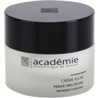 Academie Dry Skin bohatý hydratační krém