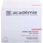 Academie Dry Skin багатий крем зі зволожуючим ефектом