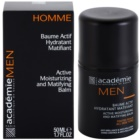 Academie Men aktivní hydratační balzám s matným efektem