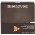 Academie Make-up Sun Kissed posvetlitveni bronz puder