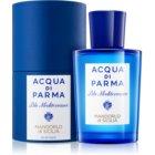 Acqua di Parma Blu Mediterraneo Mandorlo di Sicilia Eau de Toillete unisex 150 μλ