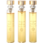 Acqua di Parma Nobile Magnolia Nobile eau de parfum pentru femei 3 x 20 ml (3x spray reincarcabil)
