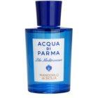 Acqua di Parma Blu Mediterraneo Mandorlo di Sicilia eau de toilette mixte 150 ml