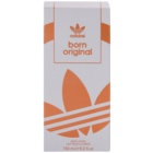 Adidas Originals Born Original leite corporal para mulheres 150 ml