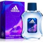 Adidas UEFA Victory Edition eau de toilette pour homme 100 ml