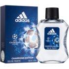 Adidas UEFA Champions League Champions Edition eau de toilette per uomo 100 ml