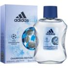 Adidas UEFA Champions League Champions Edition lotion après-rasage pour homme 100 ml