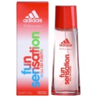 Adidas Fun Sensation toaletna voda za ženske 50 ml