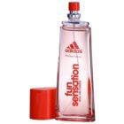 Adidas Fun Sensation eau de toilette pour femme 50 ml