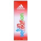 Adidas Fun Sensation Eau de Toilette Damen 50 ml