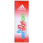 Adidas Fun Sensation Eau de Toilette for Women 50 ml