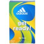 Adidas Get Ready! Eau de Toillete για άνδρες 100 μλ