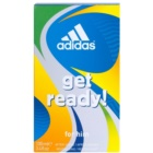 Adidas Get Ready! Aftershave lotion  voor Mannen 100 ml