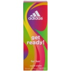 Adidas Get Ready! Eau de Toilette for Women 50 ml