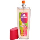 Adidas Get Ready! spray dezodor nőknek 75 ml