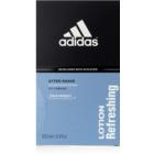 Adidas Skin Protect Lotion Refreshing νερό για μετά το ξύρισμα για άνδρες 100 μλ