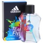 Adidas Team Five eau de toilette pentru bărbați 100 ml