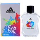 Adidas Team Five After Shave Lotion for Men 100 ml