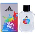 Adidas Team Five voda poslije brijanja za muškarce 100 ml