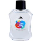 Adidas Team Five lozione after shave per uomo 100 ml