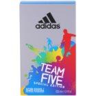 Adidas Team Five voda po holení pre mužov 100 ml