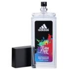 Adidas Team Five deodorante con diffusore per uomo 75 ml