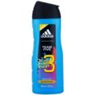 Adidas Team Five gel de dus pentru barbati 400 ml