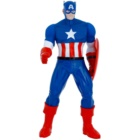Admiranda Avengers Captain America 3D pena do kúpeľa a sprchový gél 2v1 pre deti