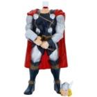 Admiranda Avengers Thor 3D espuma de baño y gel de ducha 2 en 1 para niños