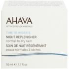 Ahava Time To Hydrate nočný regeneračný krém pre normálnu až suchú pleť