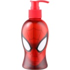 Air Val Ultimate Spiderman sprchový gel pro děti 250 ml