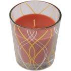 Air Wick Essential Oil Deco Sugar Apple & Warm Cinnamon vonná svíčka 105 g