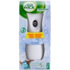 Air Wick Freshmatic odświeżacz powietrza 250 ml  (Cool Linen/White Lilac)