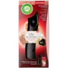 Air Wick Life Scents Warm Apple Crisp automatický osvěžovač vzduchu 250 ml s náplní