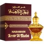 Al Haramain Attar Al Kaaba parfum mixte 25 ml sans vaporisateur