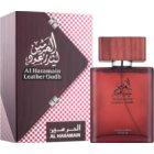 Al Haramain Leather Oudh Eau de Parfum για άνδρες 100 μλ