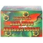 Al Haramain Agarwood Khusoosi Duggat encens 50 g