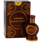 Al Haramain Black Stone Αρωματικό λάδι για άνδρες 15 μλ