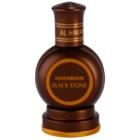 Al Haramain Black Stone parfümiertes Öl für Herren 15 ml