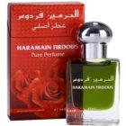 Al Haramain Firdous Perfumed Oil for Men 15 ml  (roll on)