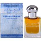 Al Haramain Haramain Hajar парфюмирано масло унисекс 15 мл.