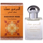 Al Haramain Musk huile parfumée pour femme 15 ml