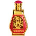 Al Haramain Twin Flower Geparfumeerde Olie  voor Vrouwen  15 ml